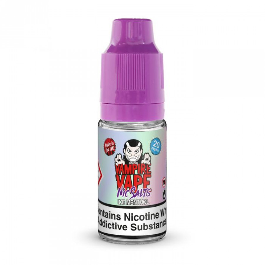 Menthol 10ml Concentrate