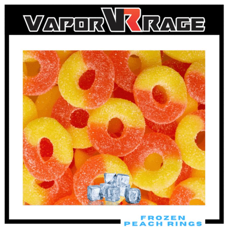 Frozen Peach Rings