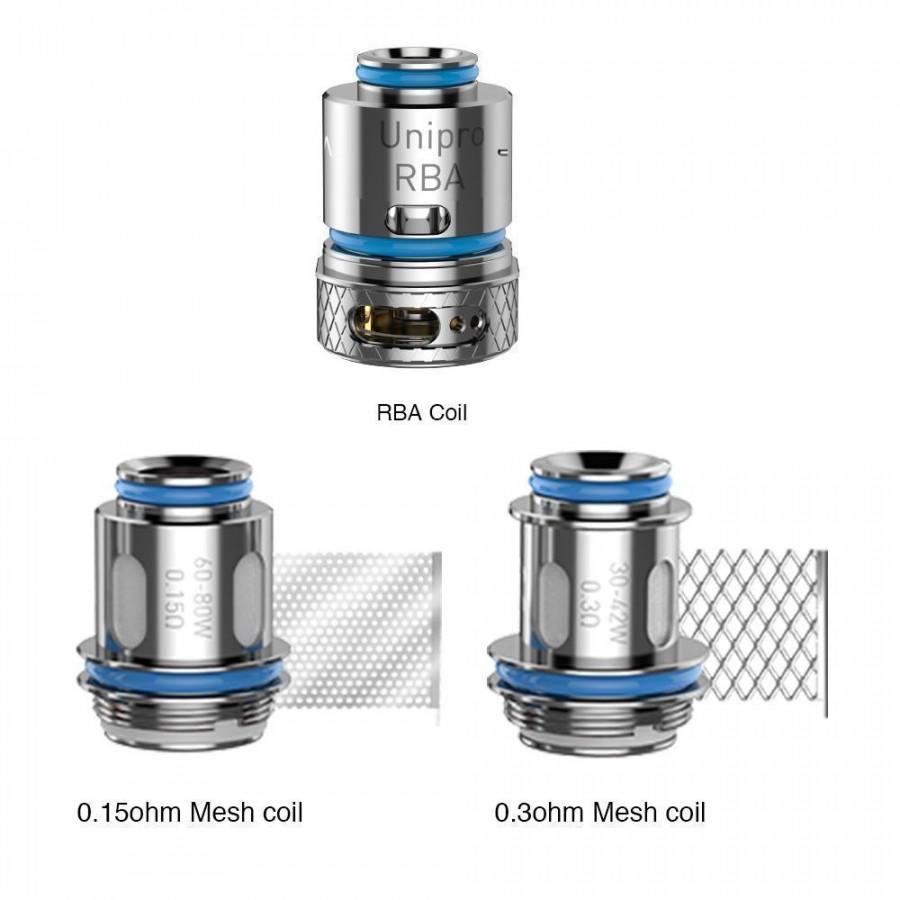 OXVA UniPro Coils